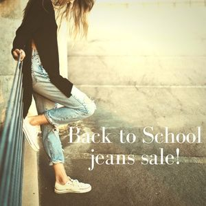 Denim - The Great Jeans Sale!